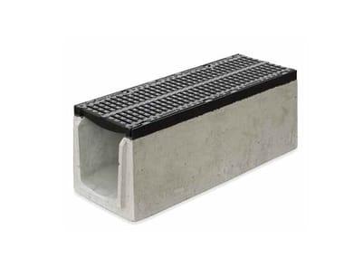 Canale in cemento armato SERIE K400