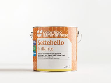 Premium synthetic enamel SETTEBELLO BRILLANTE
