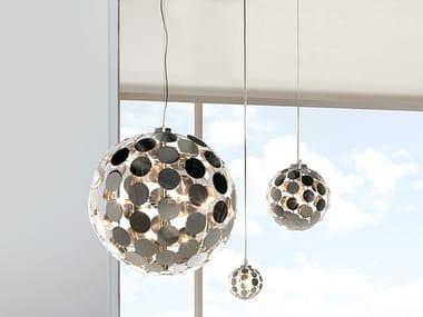 Metal pendant lamp SFERA 510 | Pendant lamp