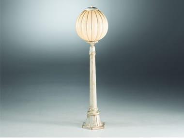 Murano glass garden lamp post SFERA EP 355