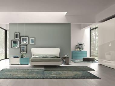 Camera da letto in nobilitato ELEGANT FEELINGS Collezione Elegant ...