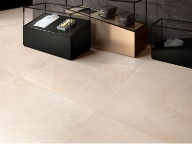 Porcelain stoneware wall/floor tiles with stone effect SHADESTONE LIGHT