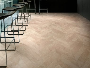 Porcelain stoneware wall/floor tiles with stone effect SHADESTONE SAND