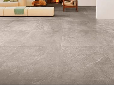 Porcelain stoneware wall/floor tiles with stone effect SHADESTONE TAUPE