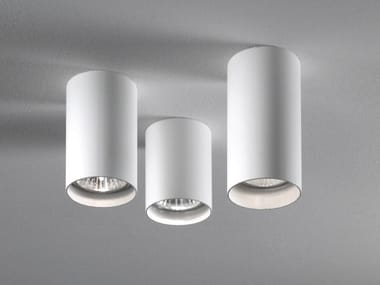 LED round painted metal spotlight SHANGHAI | Spotlight