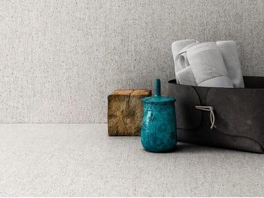 Pavimento/rivestimento in gres porcellanato effetto pietra SHAPES OF ITALY BEOLA REALE