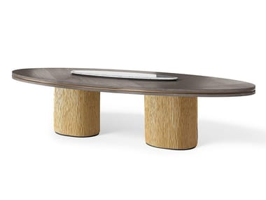 Oval dining table SHERATON