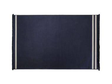 Solid-color rectangular polypropylene outdoor rugs SHERAZADE   Outdoor rugs