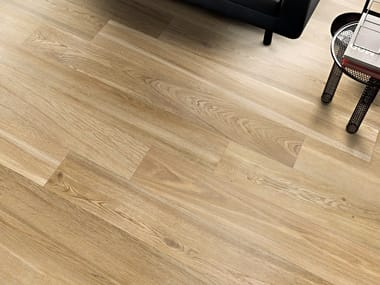 Ceramic flooring with wood effect SHERWOOD OAK 4D