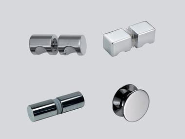 Brass Shower cabin knob Shower cabin knob