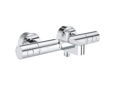 Brass thermostatic bathtub / shower mixer GROHTHERM 800 COSMOPOLITAN | Bathtub mixer