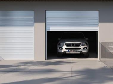 Roller garage door SMARTIA M13700