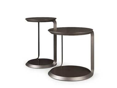 Round side table MILANO | Side table