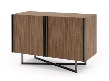 MDF sideboard with doors PROFILI | Sideboard