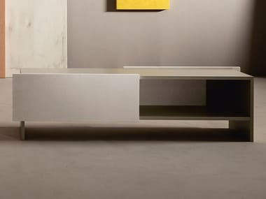 Lacquered wooden sideboard KAZIMIR | Sideboard