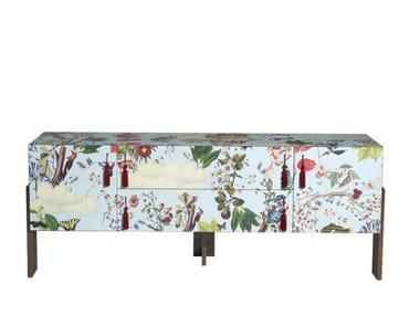Laminate sideboard ZIQQURAT | Sideboard