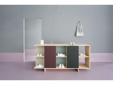 Linoleum sideboard Sideboard