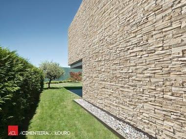 Rivestimento di facciata in pietra artificiale SIENA | Rivestimento di facciata in pietra artificiale