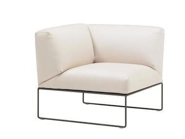 Corner modular armchair SIESTA SF3007