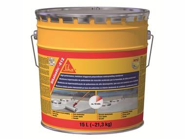 Impermeabilizzazione liquida SIKALASTIC®-612 - 15L
