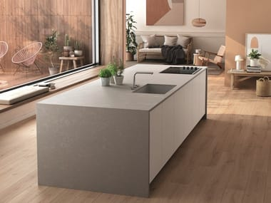 Silestone® furniture foil SILESTONE® LOFT POBLE NOU