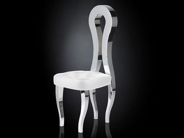 Open back chair SILHOUETTE | Chair