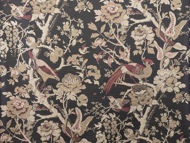 Embossed fire retardant upholstery fabric SILKBIRD SN