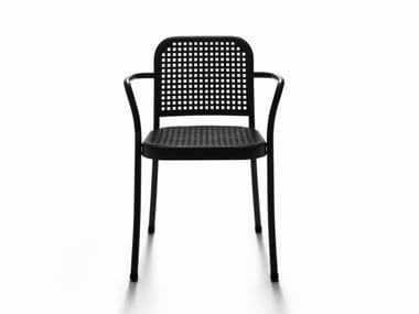 Polypropylene chair SILVER