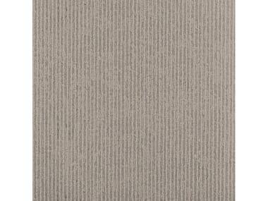 Pavimento/rivestimento in gres porcellanato per interni ed esterni SILVER STONE | GREIGE RIGA DRITTA