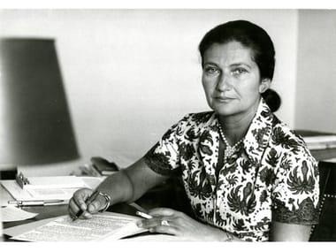 Stampa fotografica SIMON VEIL IN 1974