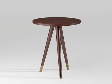 Wooden high side table SINGAPORE