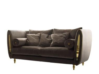 2 seater fabric sofa SIPARIO   2 seater sofa