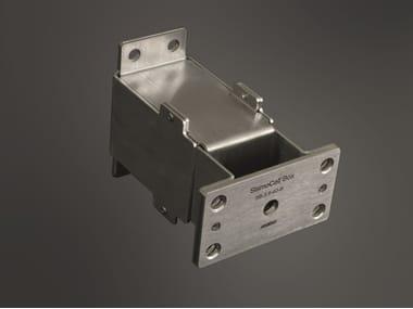Anti-seismic device, insulator, dissipator SISMOCELL BOX