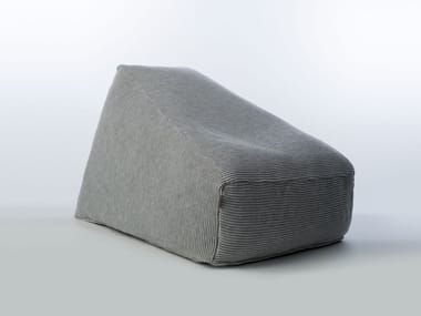 Garden bean bag SITE SOFT CHECKS | Garden armchair