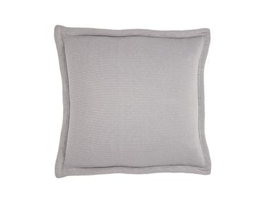 Solid-color polyester cushion SITE URBAN | Cushion