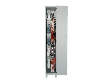 Metal Locker SKI LOCKER 2BOX 45-2