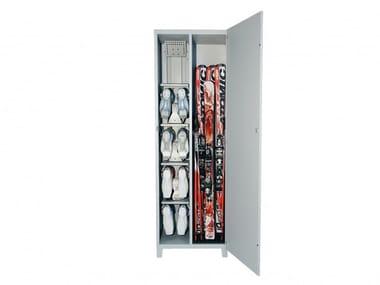 Metal Locker SKI LOCKER 4BOX 45-4