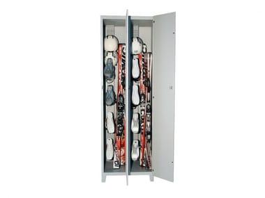 Metal Locker SKI LOCKER COMBIBOX 45-C