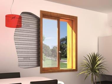 Controtelaio ad anta singola per finestre alzanti scorrevoli SKY SINGOLO