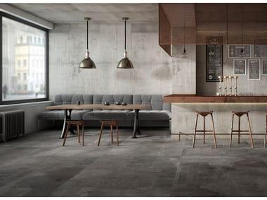 Wall/floor tiles with marble effect SLABS - TATTOO   Wall/floor tiles