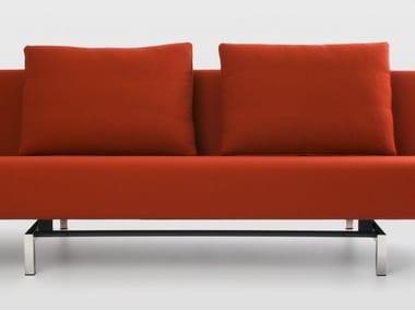 Rectangular sofa cushion SLEEPER