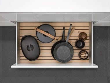 Accessori interni per la cucina in alluminio | Archiproducts