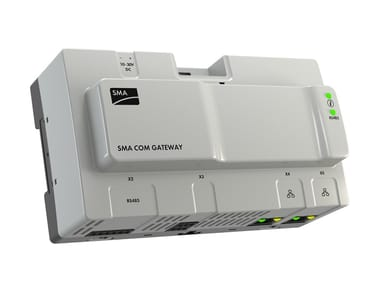 Monitoring system for photovoltaic system SMA COM - GATEWAY