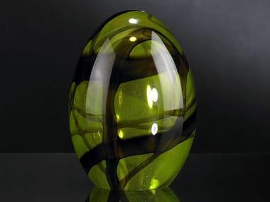 Glass decorative object SMALL EGG