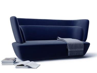 Velvet small sofa SOHO | Small sofa