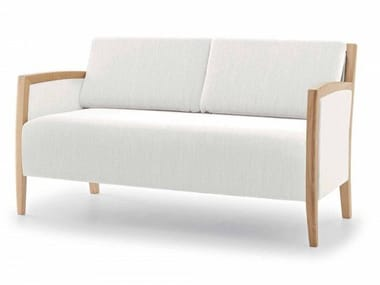 Fabric small sofa DELPHI LAZY SOFA