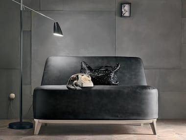 Leather small sofa LOFT   Small sofa