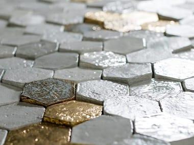 Quarry wall/floor tiles SMALTI - MOTHER-PEARL