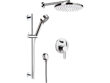 Shower set with overhead shower SMART | Shower set with overhead shower