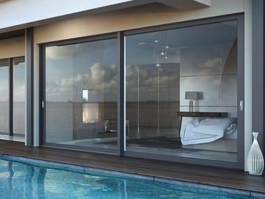 Finestre scorrevoli infissi e serramenti archiproducts - Larghezza porta finestra ...